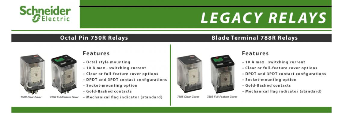 SE Relays - Legacy Relays