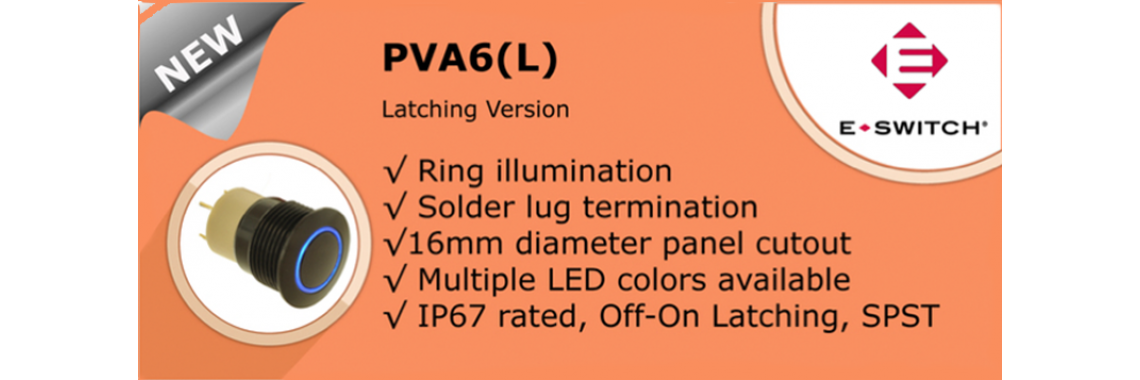 E-Switch PVS6